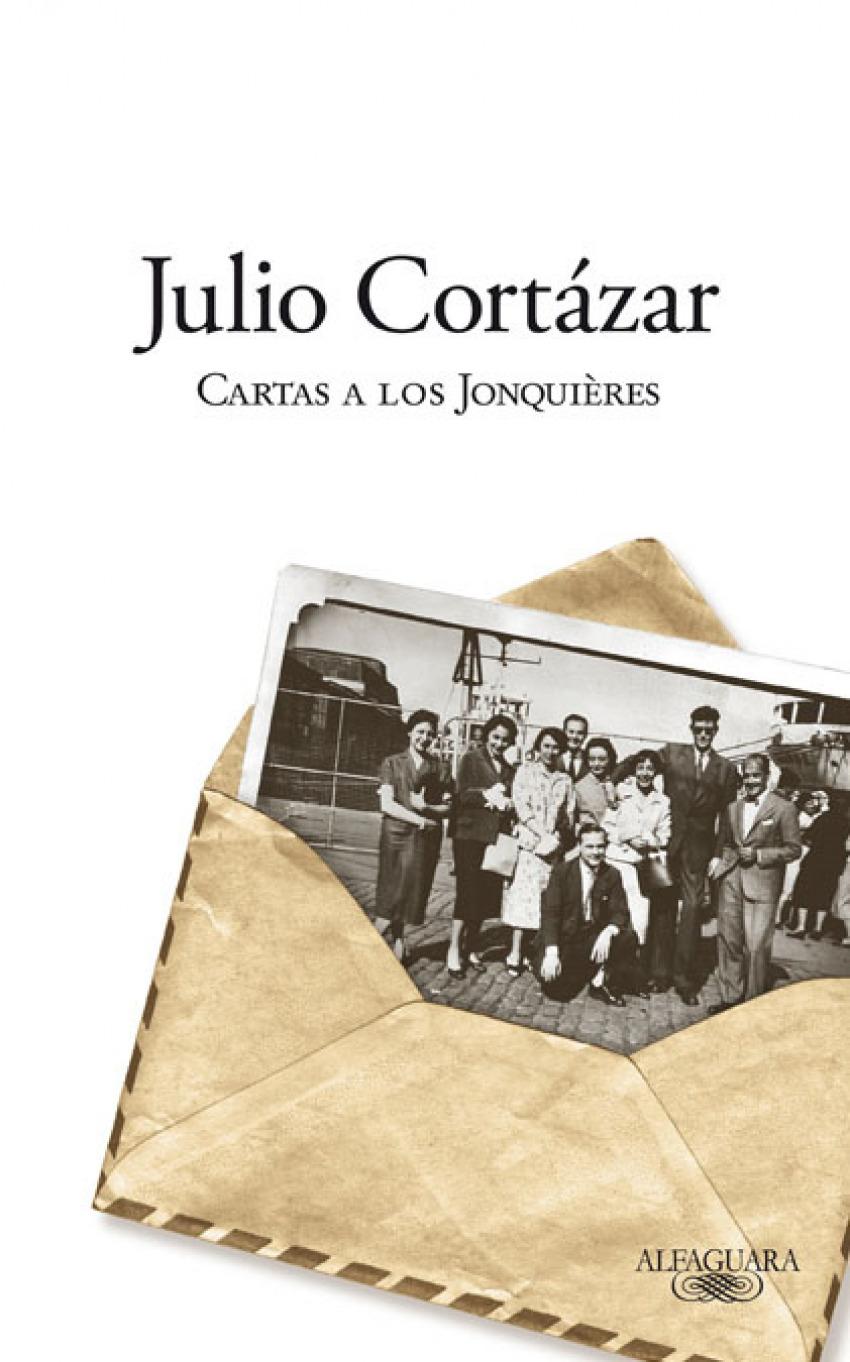 Cartas a los jonquieres - Cortázar, Julio