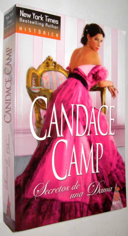 Secretos De Una Dama De Candance Camp Aceptable Encuadernación De Tapa Blanda Libreria Monimoon
