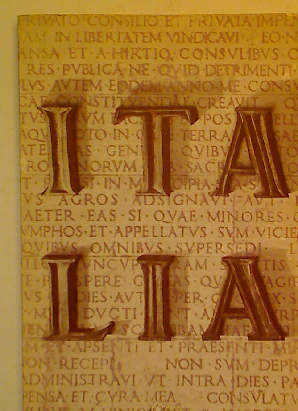 Italy. Information and Advice to the Tourist: Touring Club Italiano