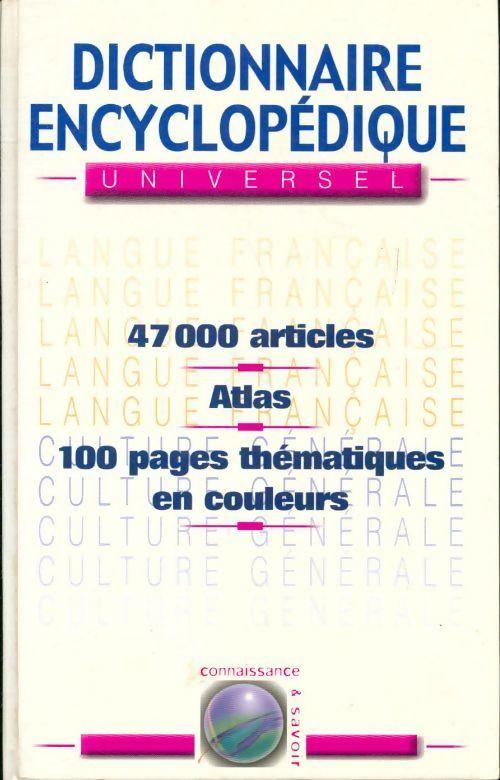 Dictionnaire encyclopédique universel - Collectif - Collectif