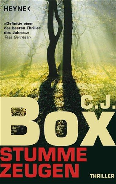Stumme Zeugen: C.J., Box und