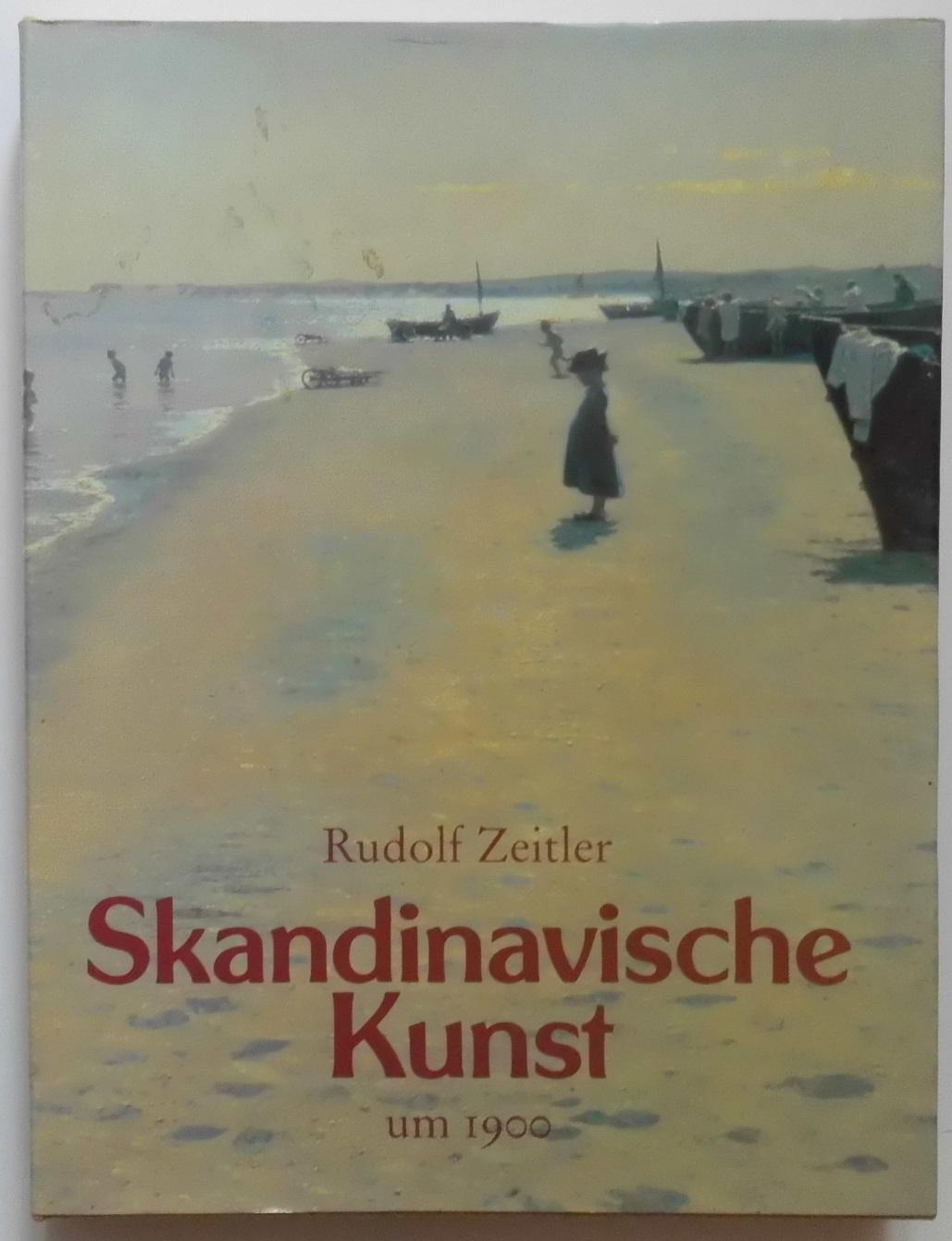 Skandinavische Kunst um 1900. - Zeitler, Rudolf