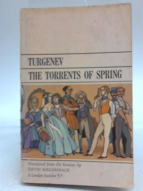 The Torrents of Spring: Ivan Turgenev