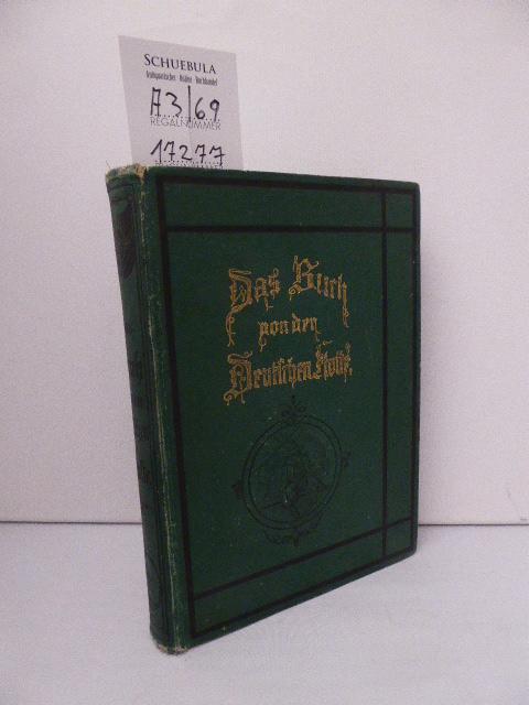Das Buch von der deutschen Flotte. R.: Werner, Reinhold von: