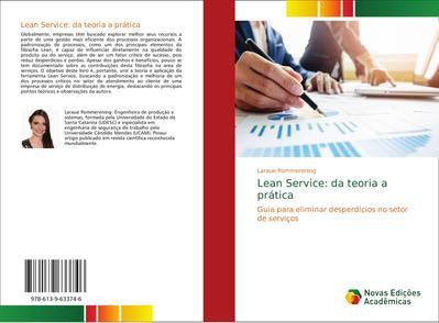 Lean Service: da teoria a prática - Laraue Pommerening