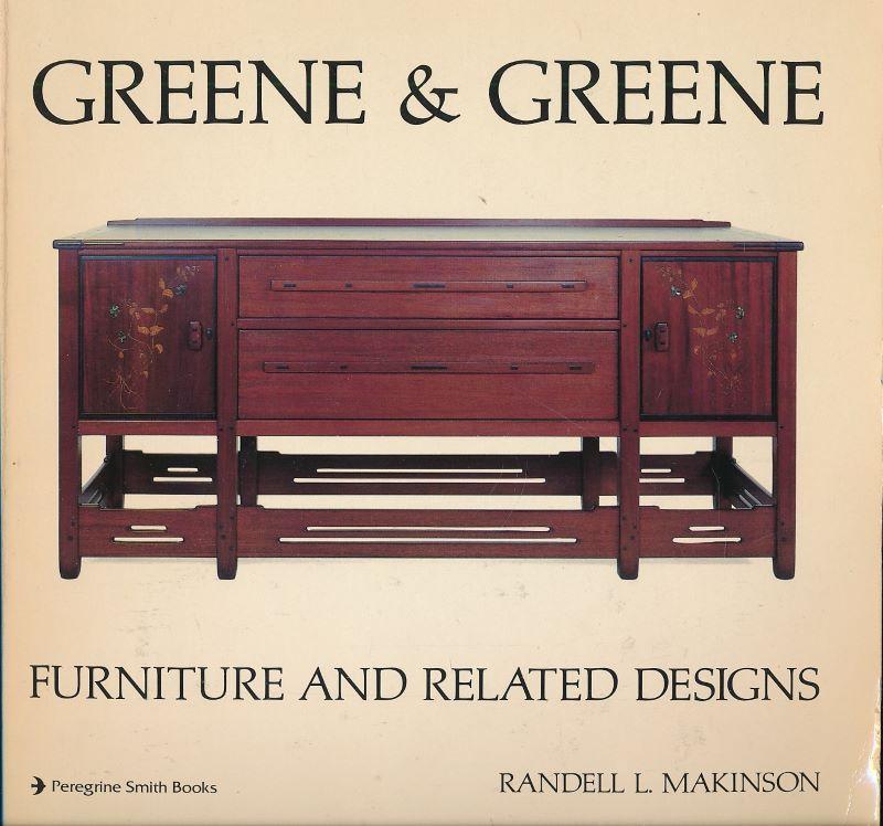 Greene Furniture And, Greene And Greene Furniture