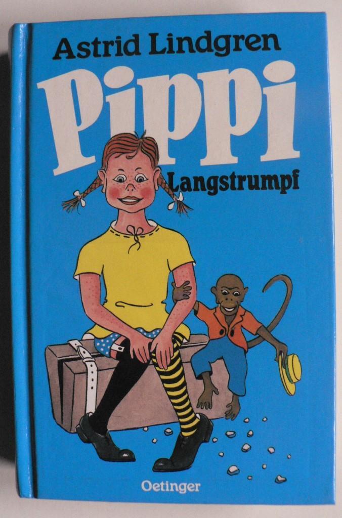 Pippi Langstrumpf: Lindgren, Astrid/Scharnweber, Walter