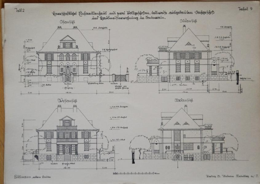 Moderne Bauten. Teil 2 (von 3): Grössere: Billmann, Matthias:
