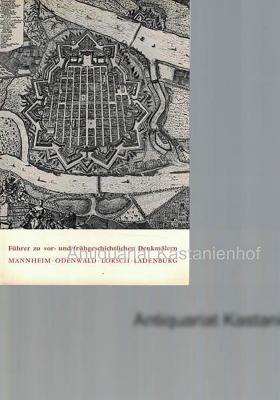 Führer zu vor- und frühgeschichtlichen Denkmälern. HIER: Böhner, K.; Dauber,