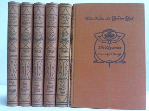Welthumor in sechs Bänden: Roda Roda/ Etzel,