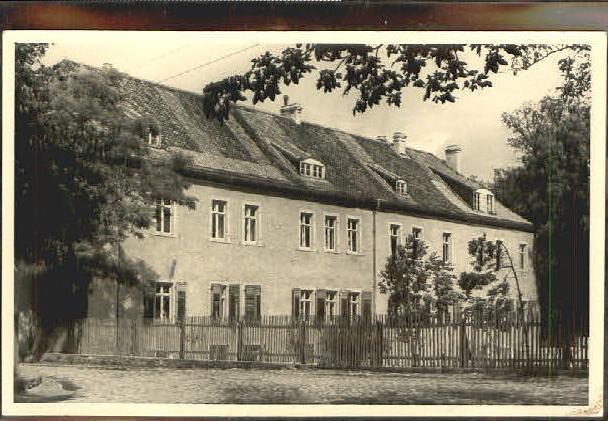 Postkarte Carte Postale 40371570 Hornhausen Hornhausen 1940