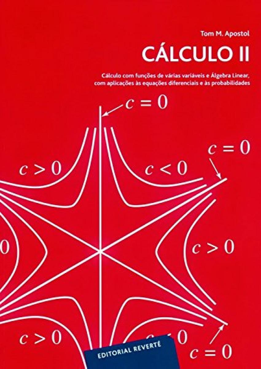 Calculus 2 - Apostol, Tom M.