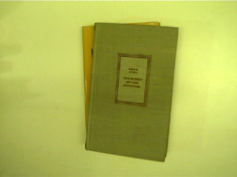 2x Bücher von Nikolai Gogol: 1. Die: Gogol, Nikolai: