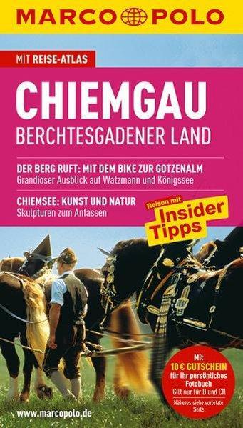 MARCO POLO Reiseführer Chiemgau, Berchtesgadener Land: Annette, Rübesamen: