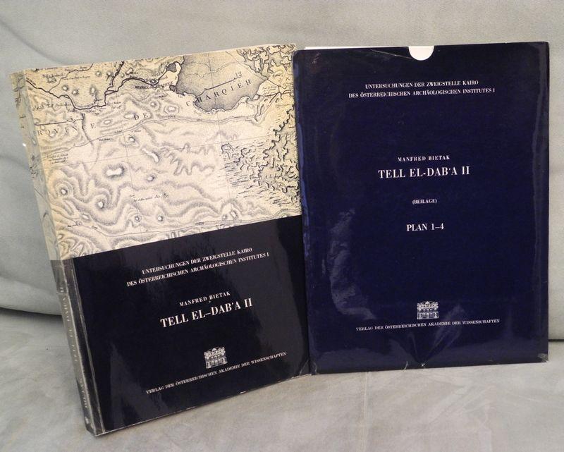Tell El-dab'a II. Der Fundort im Rahmen: BIETAK, Manfred