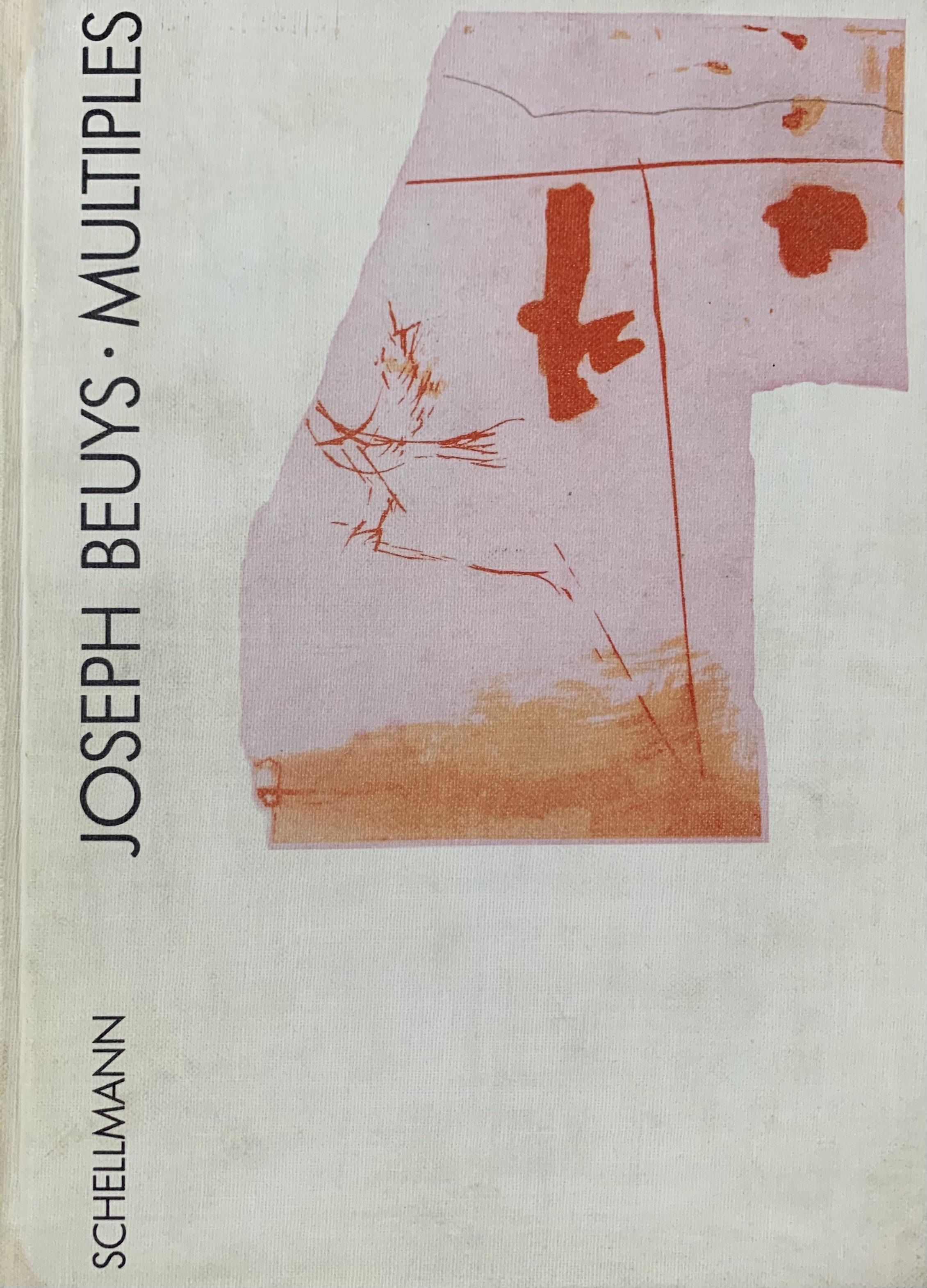 Beuys, Joseph. Multiples. Werkverzeichnis Multiples und Druckgraphik: Hrsg. Jörg Schellmann