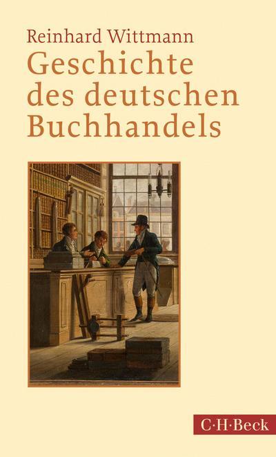 Geschichte des deutschen Buchhandels: Reinhard Wittmann