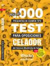 Más de 1.000 preguntas tipo test. Celador del SERMAS. - Ediciones Rodio