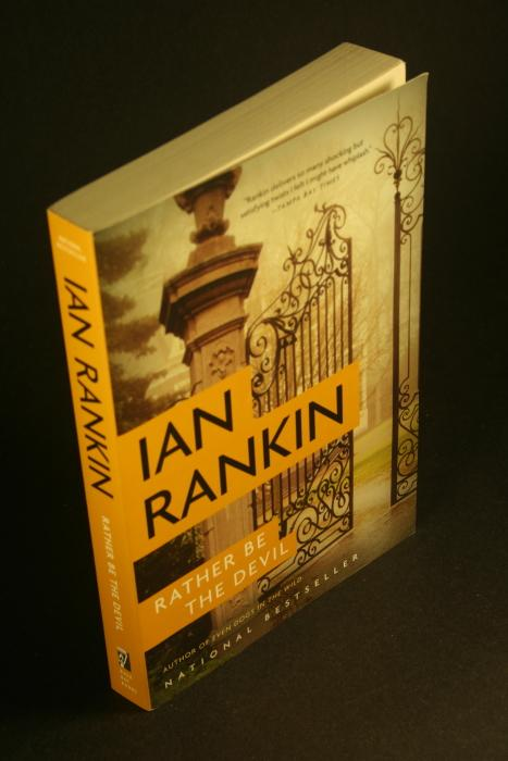 Rather be the devil.: Rankin, Ian
