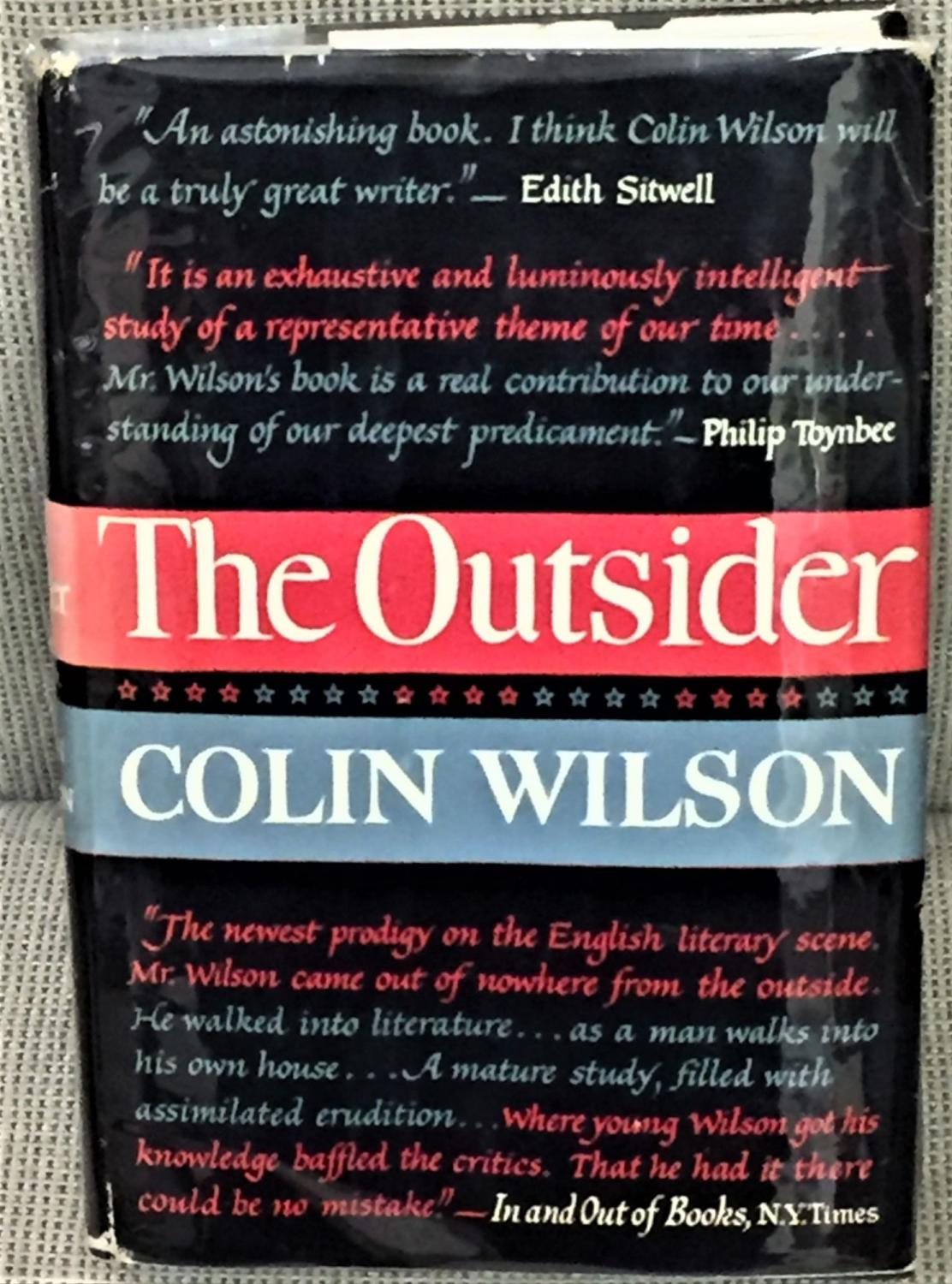 The Outsider by Colin Wilson: (1956) | My Book Heaven