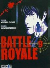 Battle Royale 09 - Koushun Takami, Masayuki Taguchi