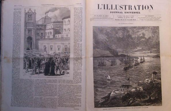 L'illustration, (IN FRANZÖSISCHER SPRACHE), Journal universel, Nr.: L'illustration,