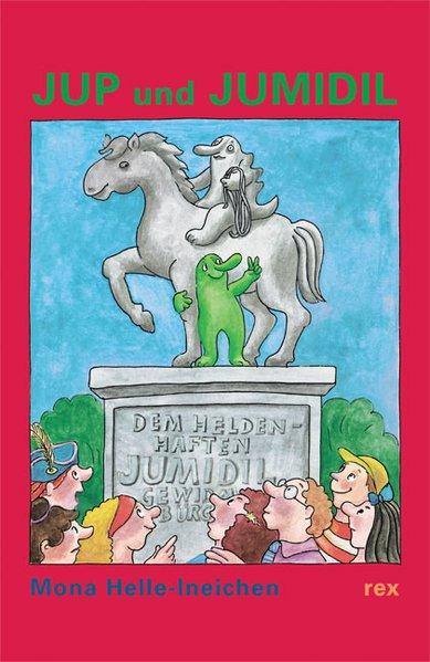 Jup und Jumidil: Comicbuch: Kinderzeitschrift, Jumi und