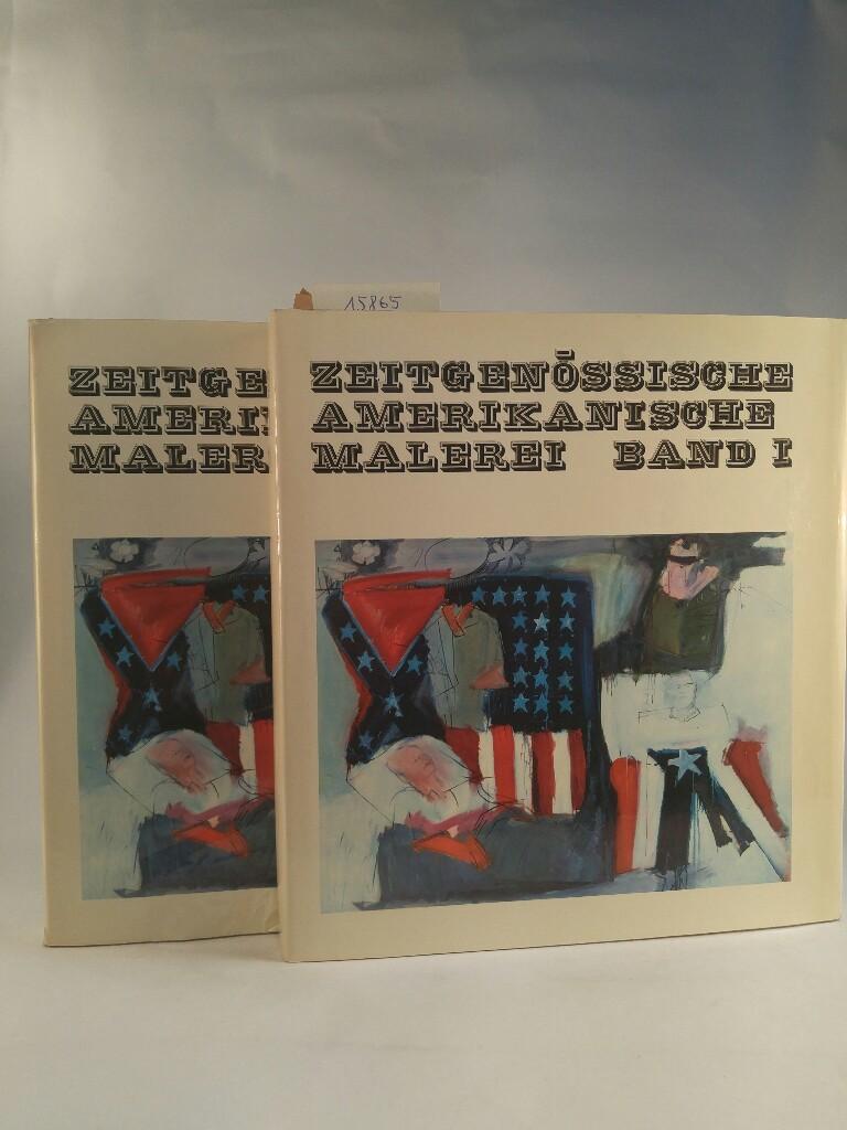 Zeitgenössische amerikanische Kunst. Band 1 und 2.: Allen S. Weller,