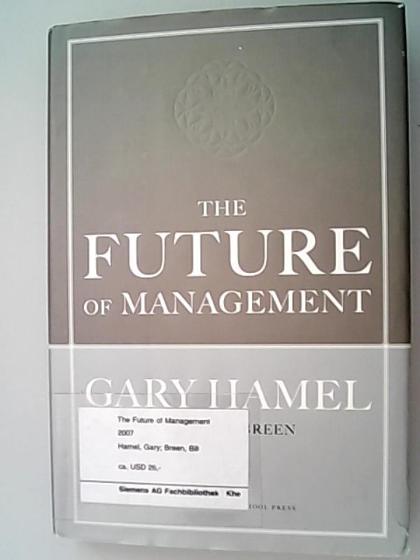 Hamel Gary And Bill Breen Abebooks