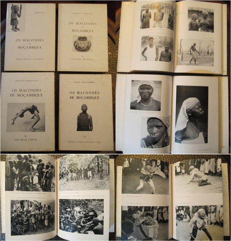 Os Macondes de Mocambique.: Dias, Jorge /