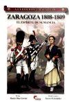 GUERREROS Y BATALLAS 53- ZARAGOZA 1808-1809 - DIAZ, MARIO