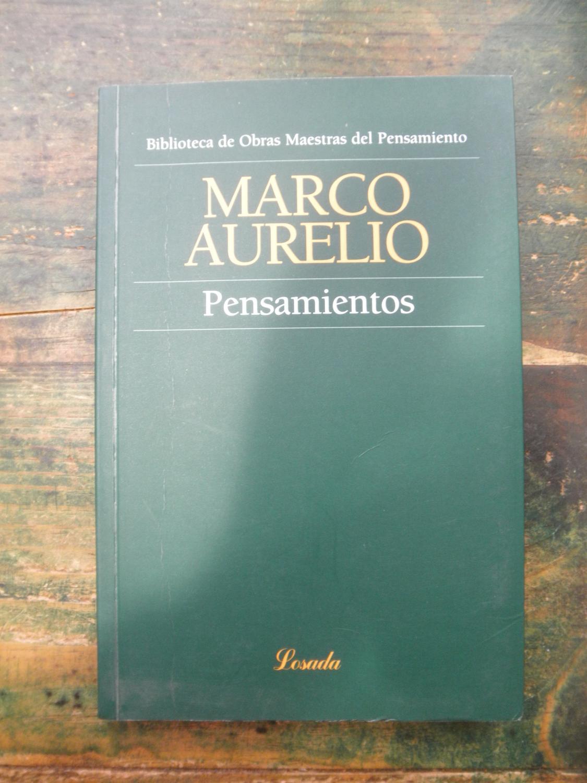 Pensamientos - Marco Aurelio