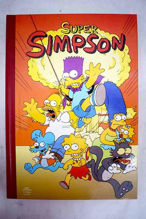 Simpson cómics - Vance, Steve