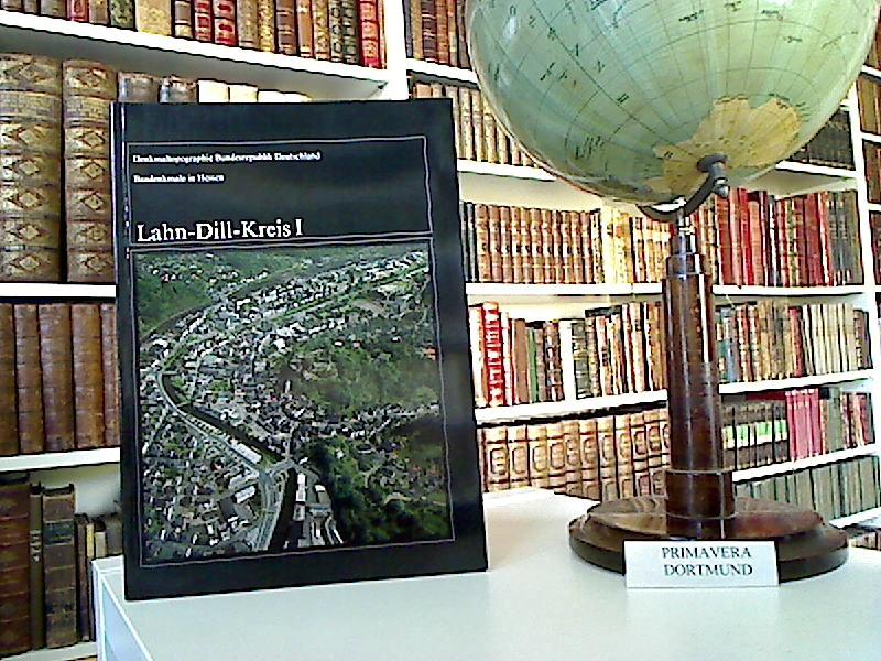 Lahn-Dill-Kreis Teil 1.: Wionski, Heinz (Mitverf.):
