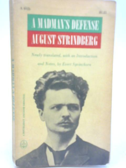 A Madman's Defence: August Strindberg
