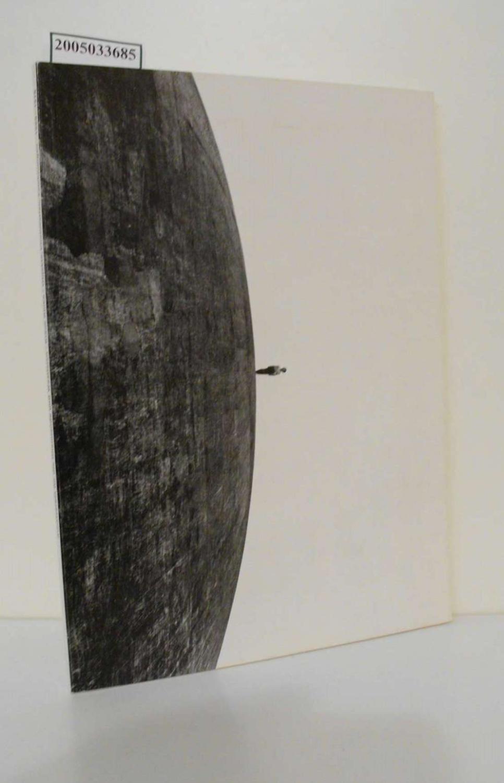 KLAUS RINKE: OBJEKTE, PHOTOSERIEN, ZEICHNUNGEN, 1969-1975 /: Hering, Karl-Heinz: