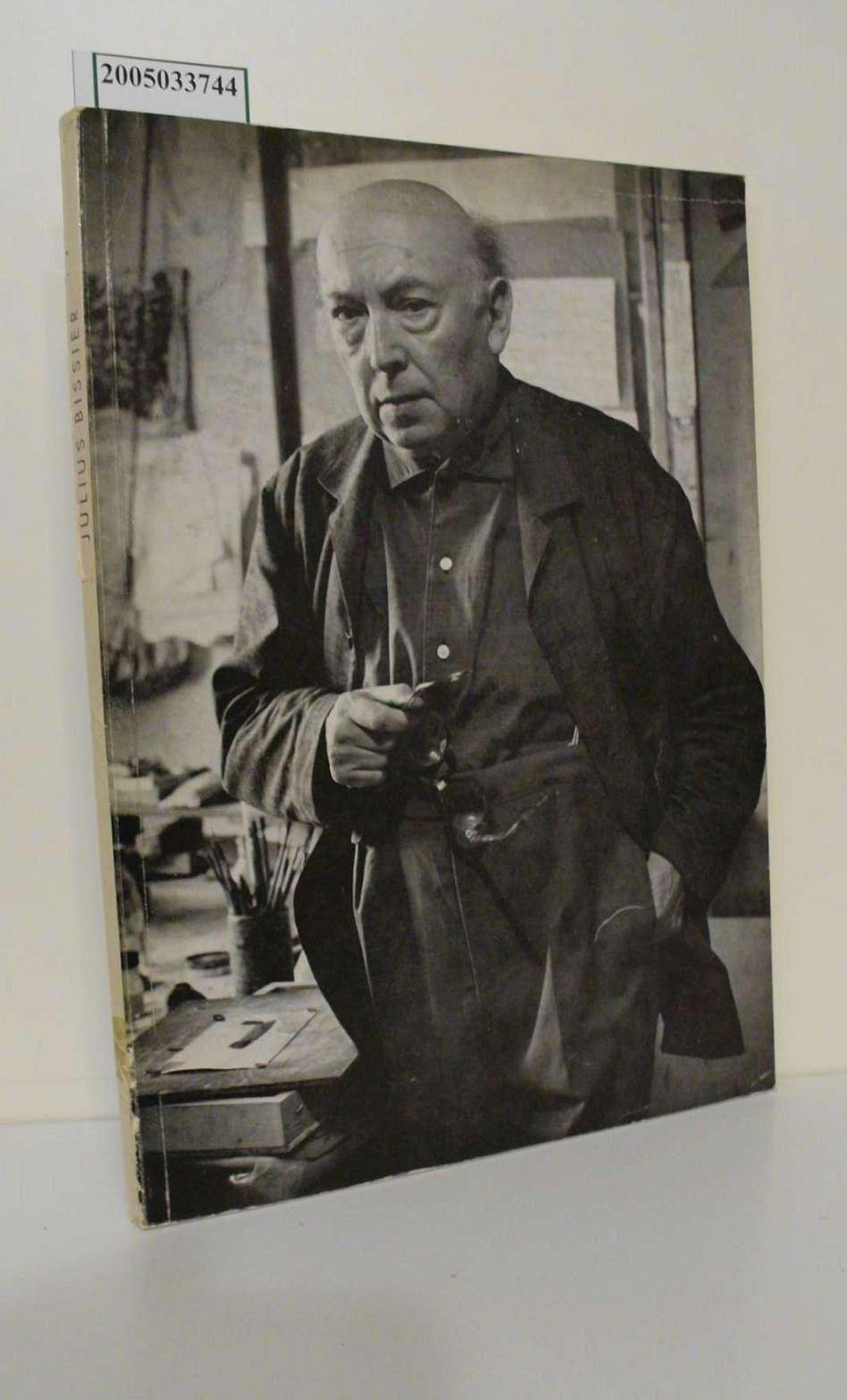 Julius Bissier / Werke 1937-1965 / 20.: Hering, Karl-Heinz: