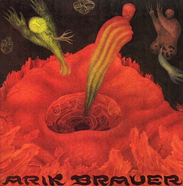 Arik Brauer. [Schallplatte / Vinyl Record].: Brauer, Arik: