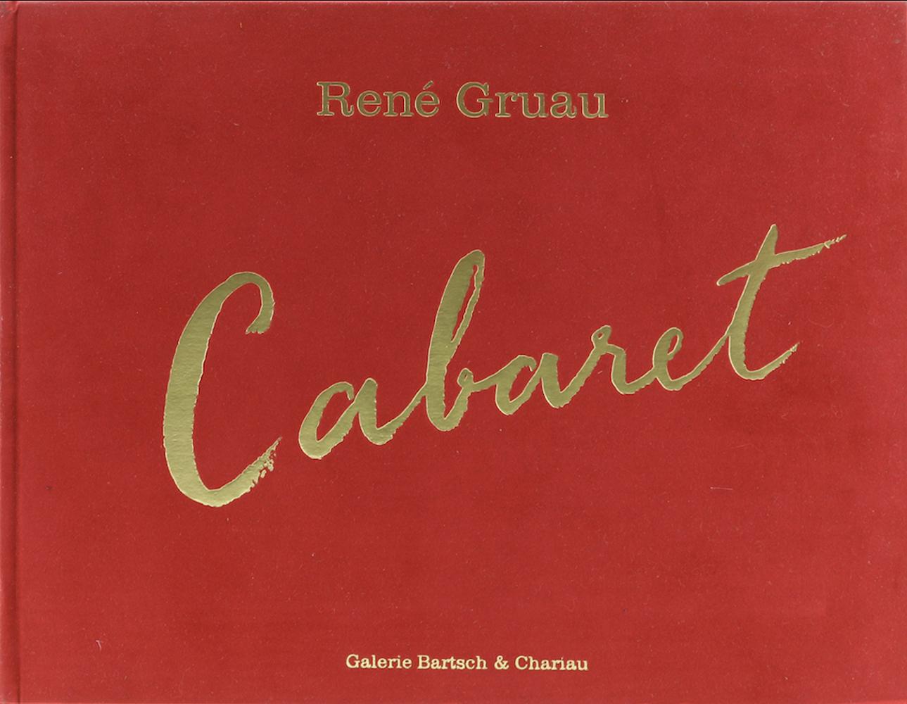 Cabaret.: Gruau, René.