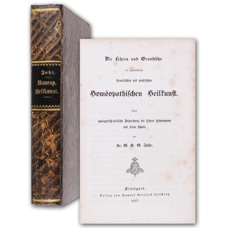 Die Lehren und Grundsätze der gesammten theoretischen: Jahr, G(eorg) H(einrich)