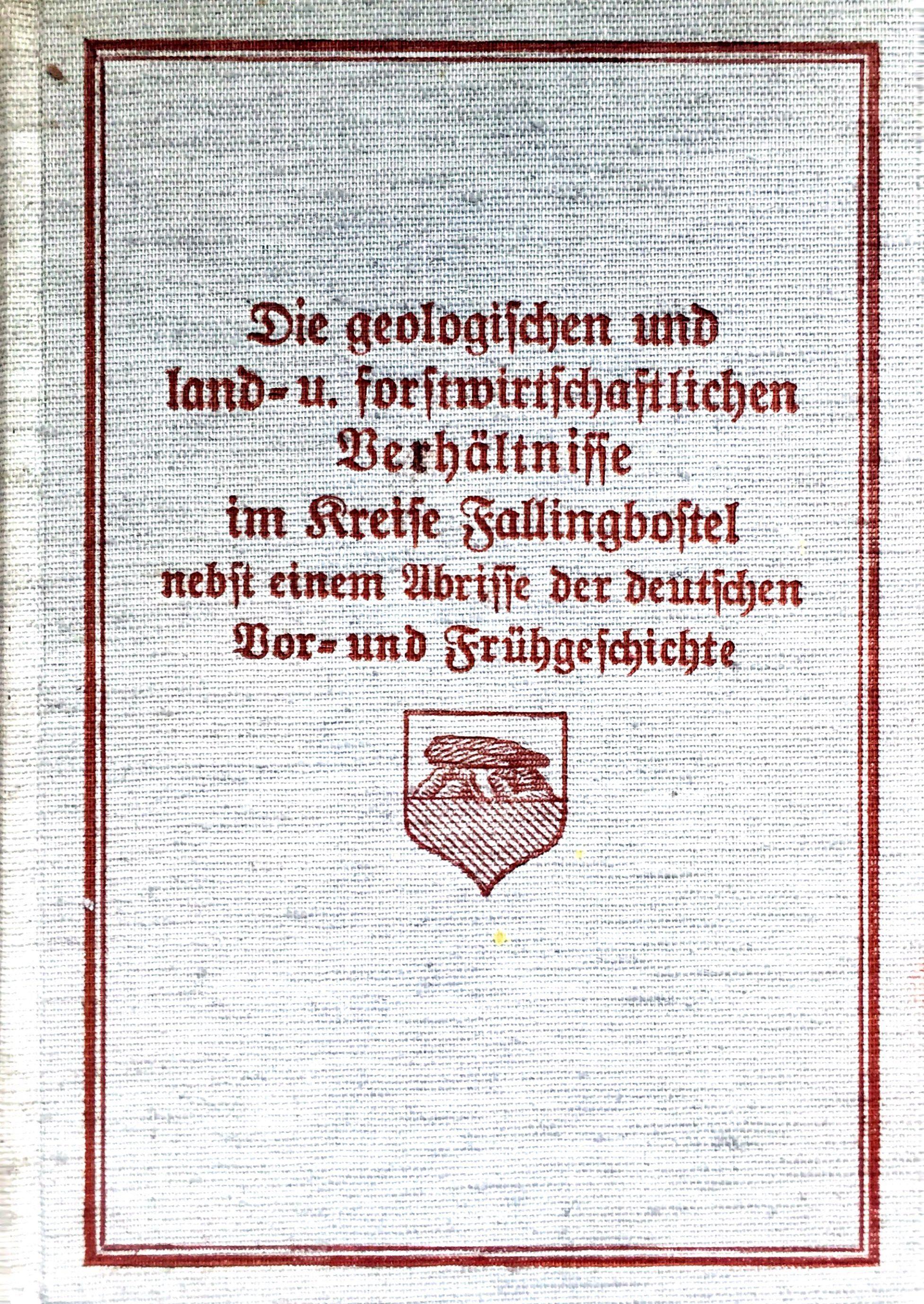 Die geologischen und die land- und forstwirtschaftlichen: Wolff, Oskar