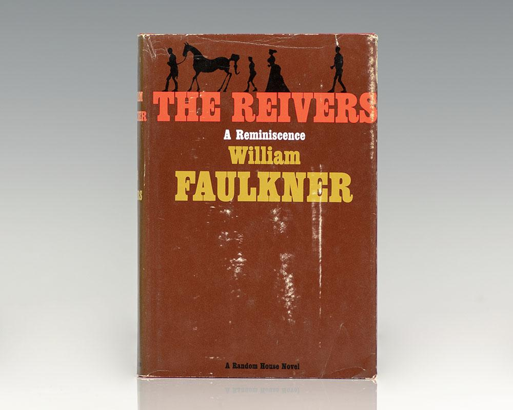 Faulkner The Reivers First Edition Abebooks