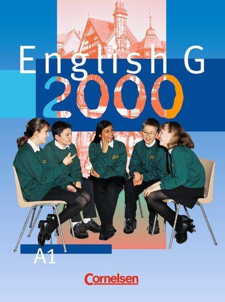 English G 2000, Ausgabe A, Bd.1, Schülerbuch, 5. Schuljahr - Schwarz Prof., Hellmut, Barbara Derkow-Disselbeck Laurence Harger u. a.