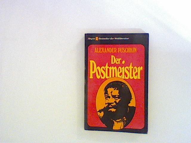 Der Postmeister: Puschkin, Alexander: