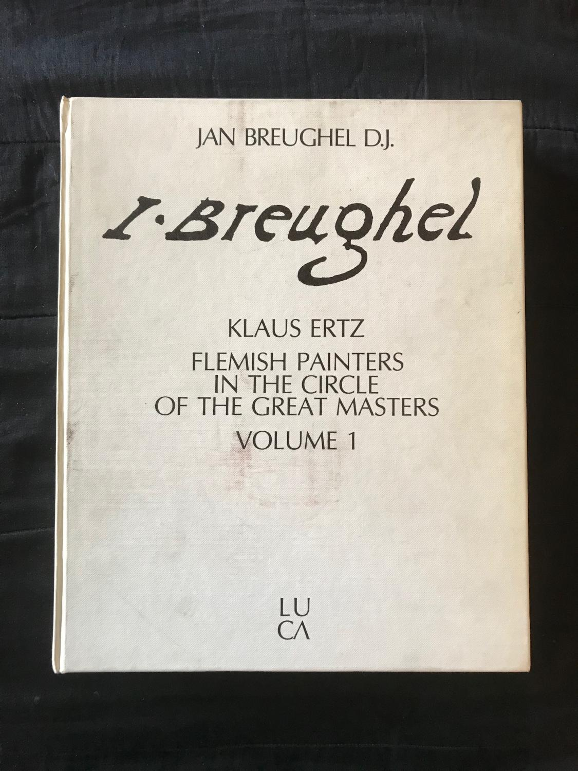 Jan Breughel the Younger (1601-1678) The Paintings: ERTZ, Klaus