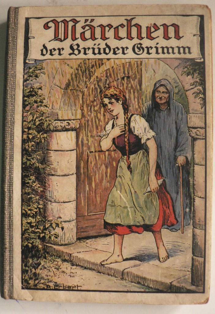 Märchenbuch. Eine Sammlung auserlesener Märchen der Brüder: Olly Grundmann/A.Erbert &