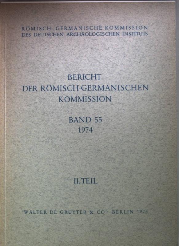 Zehn Jahre Siedlungsforschung in Archsum auf Sylt: Kossack, Georg, Ole