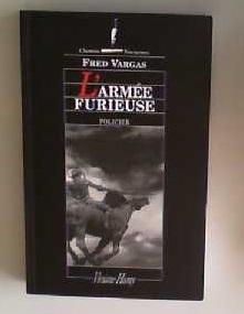 L' Armée Furieuse - Vargas, Fred