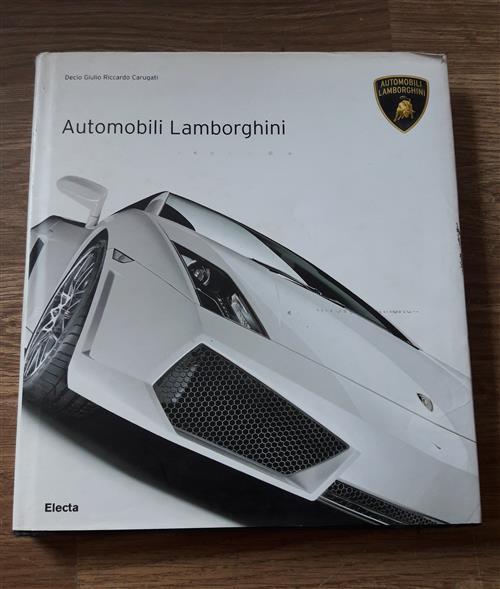 Automobili Lamborghini - D Carugati