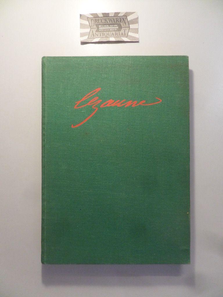 Briefe. Erinnerungen.: Cézanne, Paul und